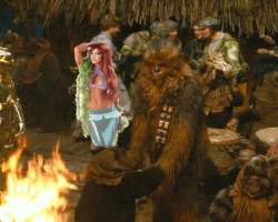 "Episode 197, ""The Dance of Bream and Ewoks"""