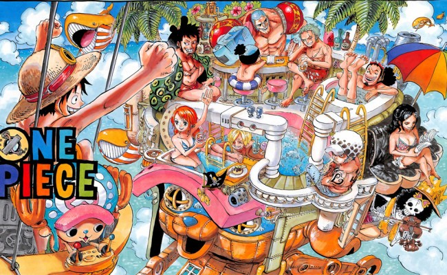 One Piece Podcast – Year-End Survey
