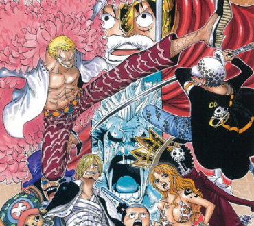 North American Release for One Piece Volume 73 Announced