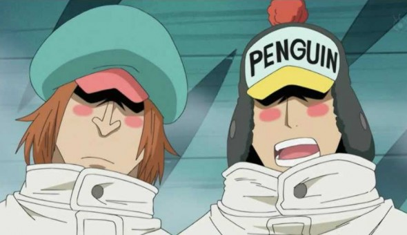 "Episode 326, ""Penguin Loves Shachi"""