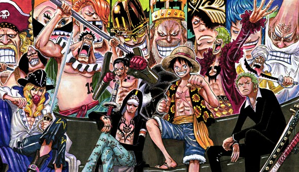 "Episode 329, ""Luffy's Angels"""