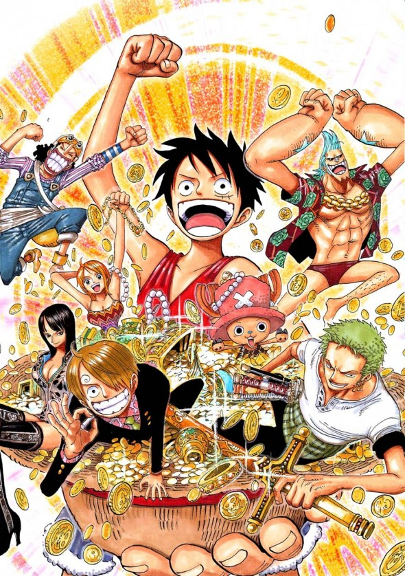 Oda Reveals What the One Piece Isn't