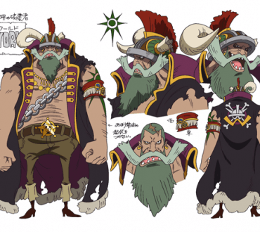 """3D2Y Villain """"Burndy World"""" Crew Designs and Character Information Revealed"""