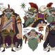"""3D2Y Villain """"Byrnndi World"""" Crew Designs and Character Information Revealed (UPDATED)"""