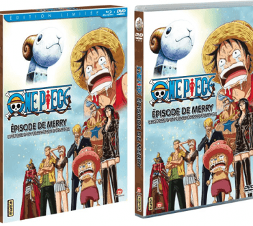 The French Release of 'One Piece: Episode of Merry' Announced for Dec. 10