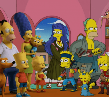 The Simpsons Reference One Piece, Naruto, Attack on Titan and more
