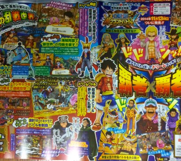 One Piece Super Grand Battle X Update : Gameplay, Story Mode Details and more