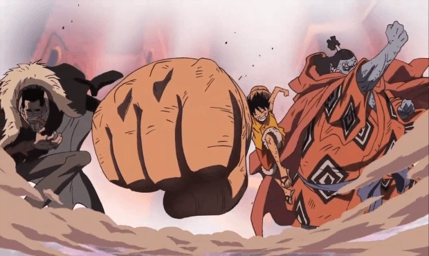 Piece Out Love Your Enemies Second Chances In One Piece The One Piece Podcast