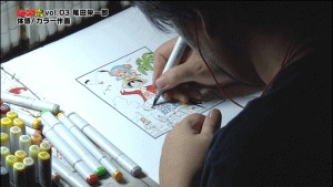 Oda_Drawing_Colouring