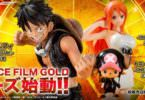 Figuarts ZERO - ONE PIECE FILM GOLD collage