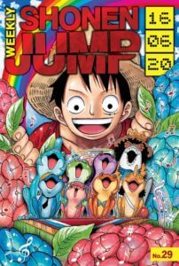 Weekly Shonen Jump and Simultaneous 'One Piece' Chapters Now